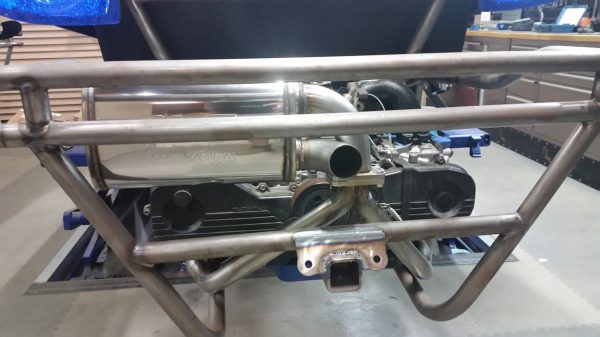 Subaru Buggy Exhaust System - Stainless Steel - USA Made