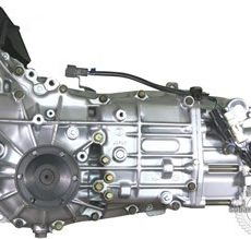 Fully built 2WD reversed REMANUFACTURED transmission - TURBO