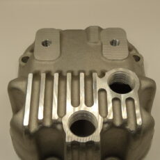 heavy duty rear differential cover